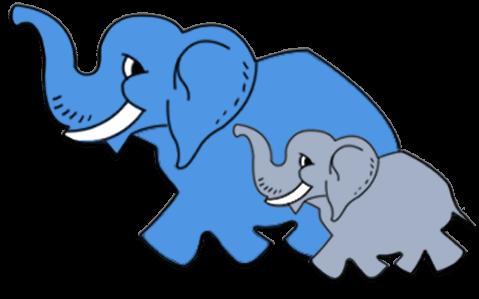 AffordableMovers Logo Blue
